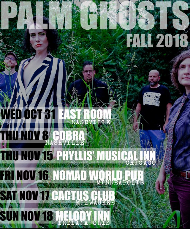 Palm Ghosts Fall 2018